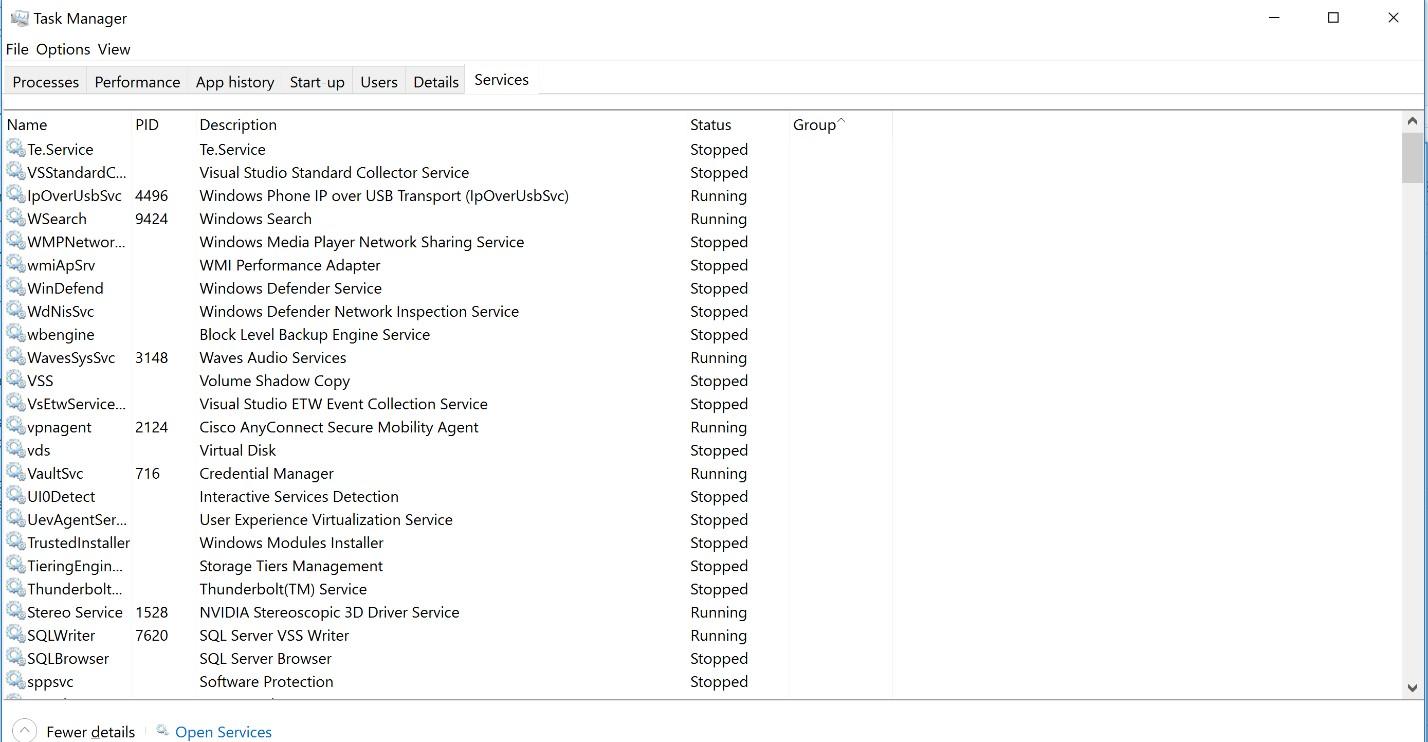 Lab 08 - I/O Monitoring (Windows) [CS Open CourseWare]